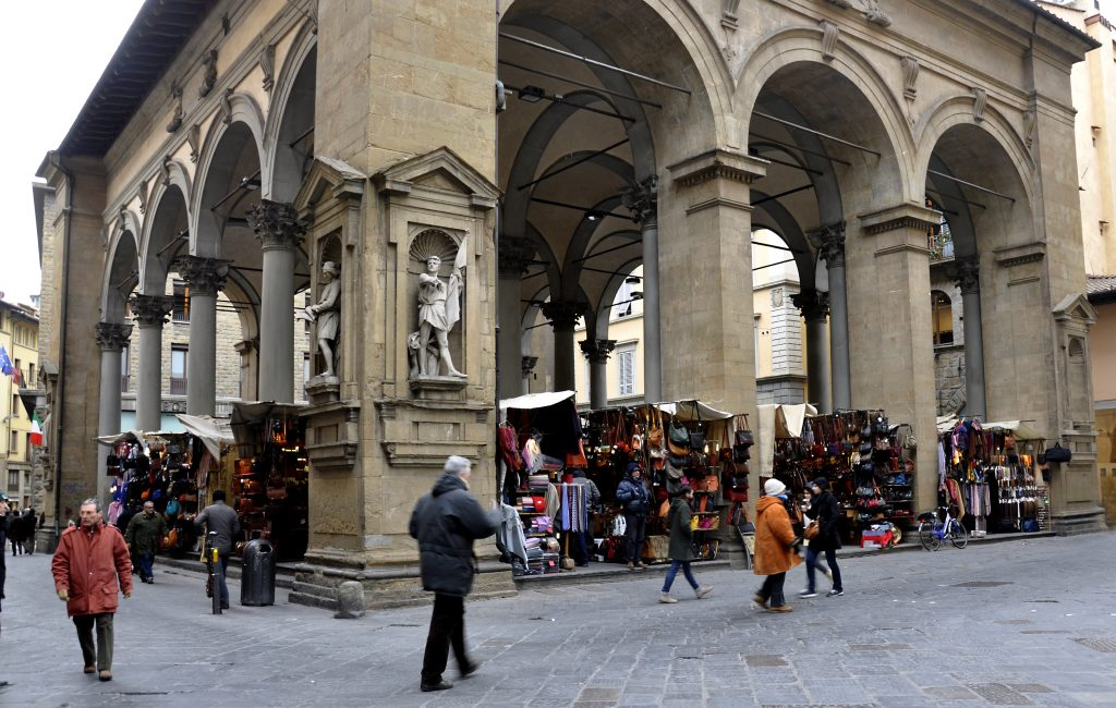 Florence outdoor markets