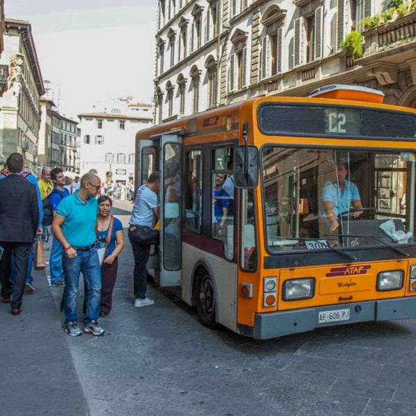 Moving in Florence and bus services