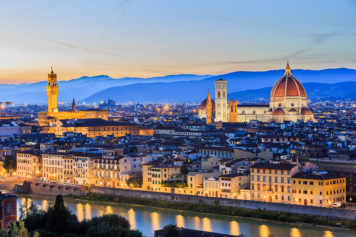 The most important events of Florence to see in november