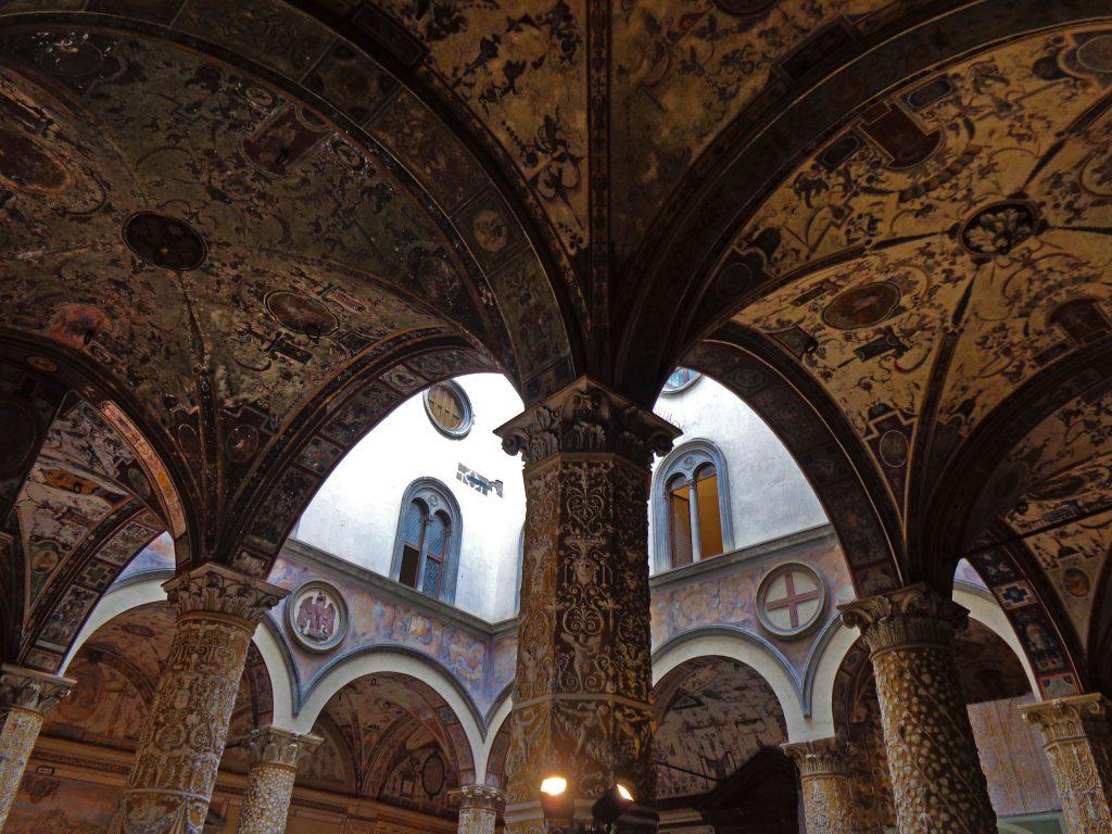 Cortile Palazzo Vecchio
