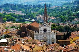 The beauty of the churches of Florence and their history